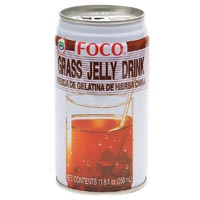 05710 - BOISSON AU GRASS JELLY 25 %