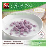 100964 - TARO PEARLS IN COCONUT CREAM